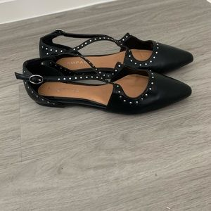 Rampage Shoes - Rampage ' Calee' Studded Flats